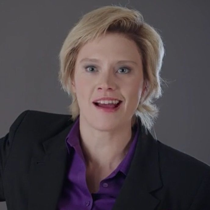 Jane Lynch OR Kate McKinnon? You be the judge...