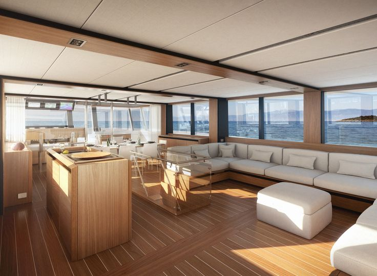 Boat Interior Design Ideas interiors of luxury yachts the baltic 112 sailing yacht nilaya saloon interior design rendering Find This Pin And More On Yachts Boat Interior Ideas