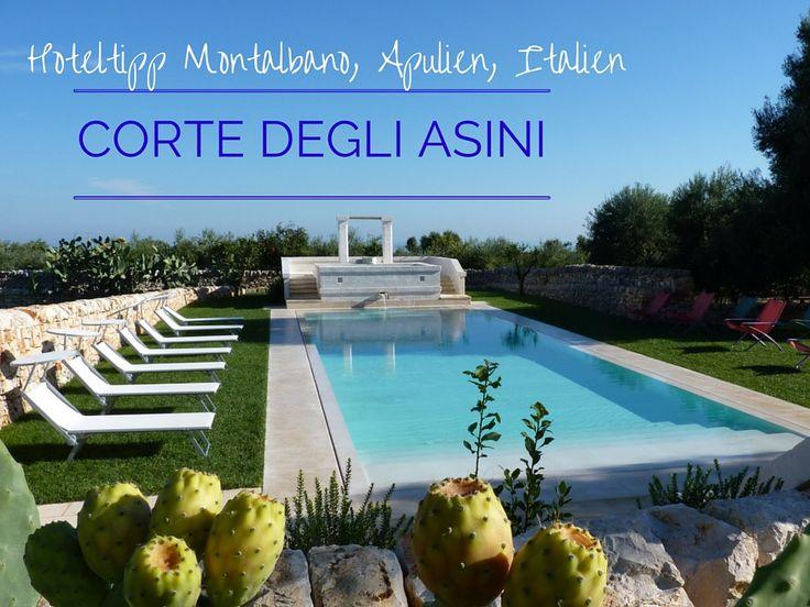 Travel Sisi hat in Apulien die Masseria Corte degli Asini besucht und ist begeistert von der tollen Unterkunft