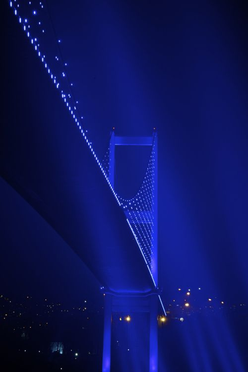 Istanbul, Bridge Superstar by Bernardo Ricci Armani