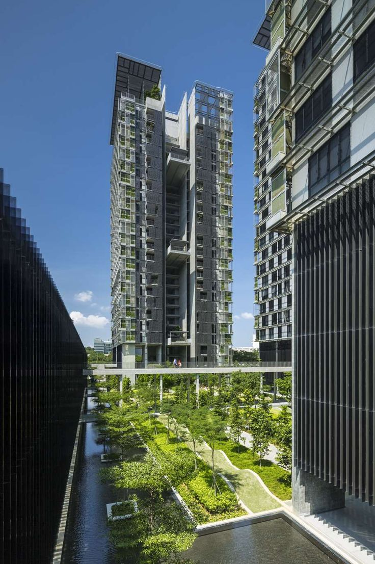 Kent Vale | University of Singapore Architecture Project