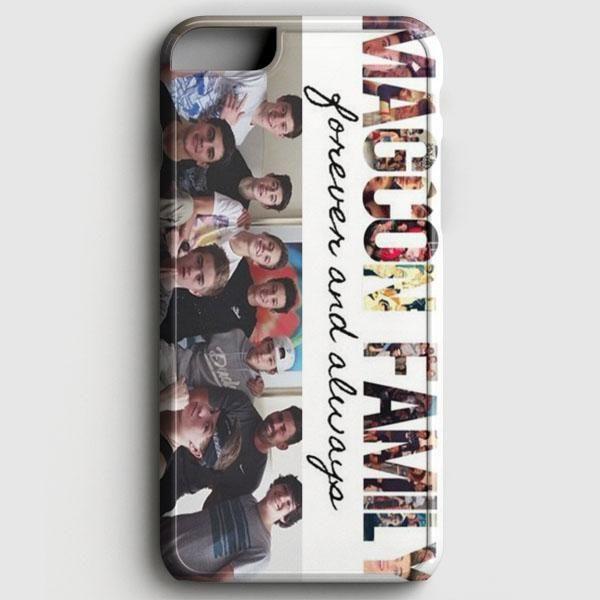 Magcon Family Cover iPhone 7 Case   casescraft