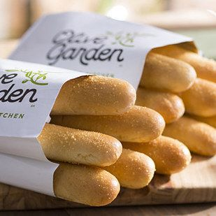 The most important thing about the breadstick sandwiches is that they also come with unlimited breadsticks. | We Tried Olive Garden's New Breadstick Sandwich And Here's What We Learned