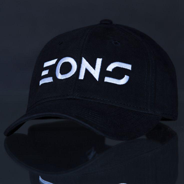Eons (Cyber) Black Adjustable Cap