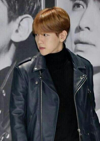 You are so cool baby Baekhyun