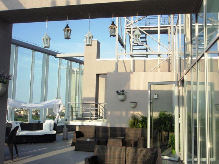 Terase la inaltime, cu privelisti spectaculoase deasupra Bucurestiului | Restograf - Restaurante Bucuresti - Topul Restaurantelor din Bucuresti