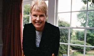 Ruth Rendell (born Ruth Barbara Grasemann), author, was born February 17, 1930 in South Woodford, Essex, England; died May 2, 2015 in London, England.