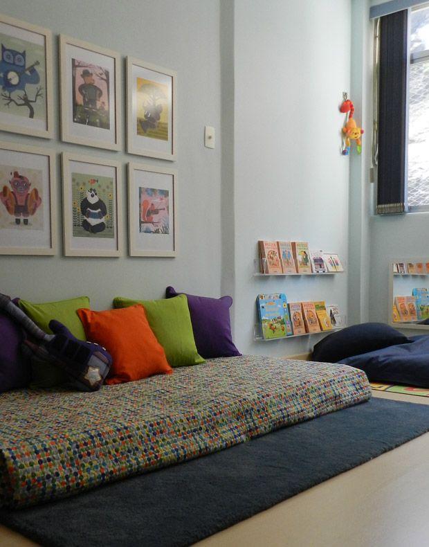 Lindo ambiente para os pequenos - Casa de Valentina -DECORAÇÃO MONTESSORIANA