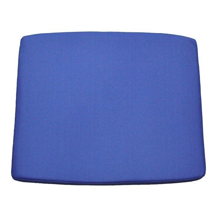 Kussen Box Stoel Koningsblauw