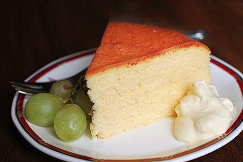 Japanese Chiffon Cheesecake | Bing Cooks