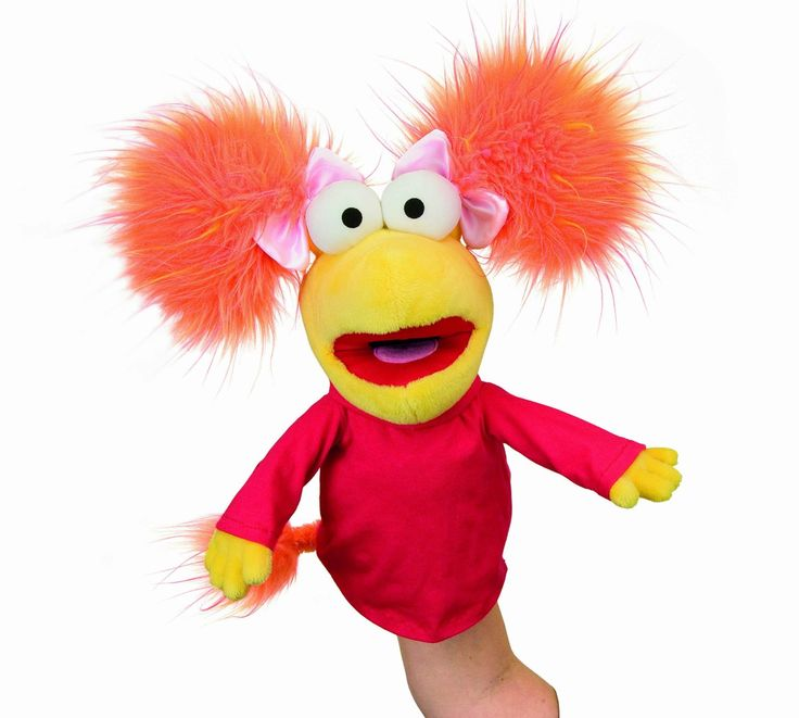 Manhattan Toy 141370 - Marioneta de mano de Fraggle Rock, color rojo: Manhattan Toy Fraggle Rock Hand Puppet (Red): Amazon.es: Juguetes y juegos