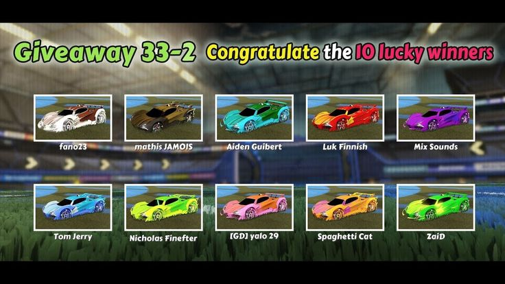 Congrats To 10 Winners of Giveaway 332, Get Your Reward