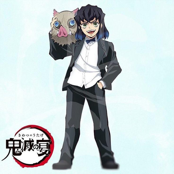 Inosuke hashibira anime demon slayer anime anime