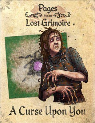 Pages from the Lost Grimoire - A Curse Upon You / Spoiling the Broth