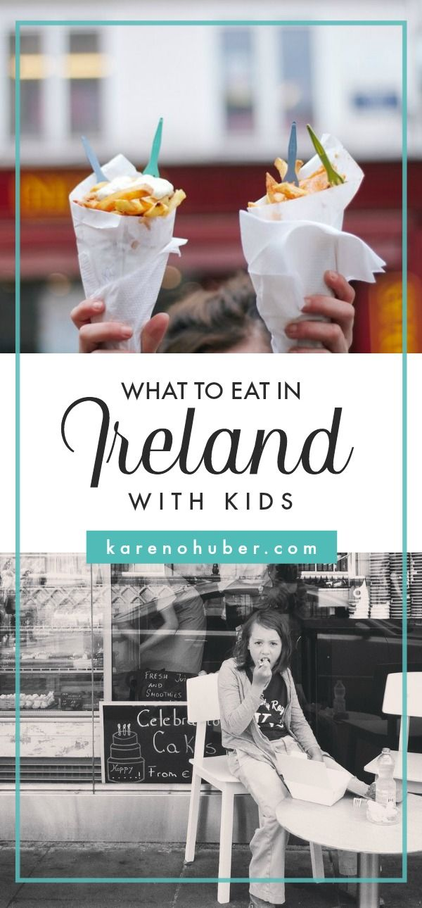 There is more to food life in Ireland than the humble spud.