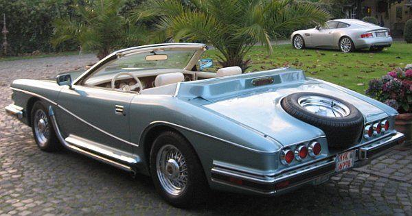 1988 Stutz Bearcat Ii Located In Bahrain Fantasy Cars