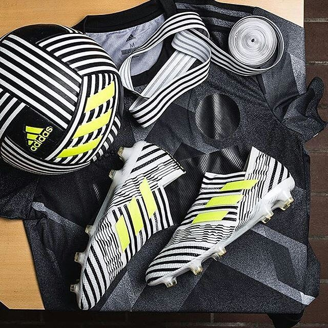 This #NEMEZIZ photo is too much! What a set up- who else would want this set up? : @martindyg #tangoleague #adidasfootball