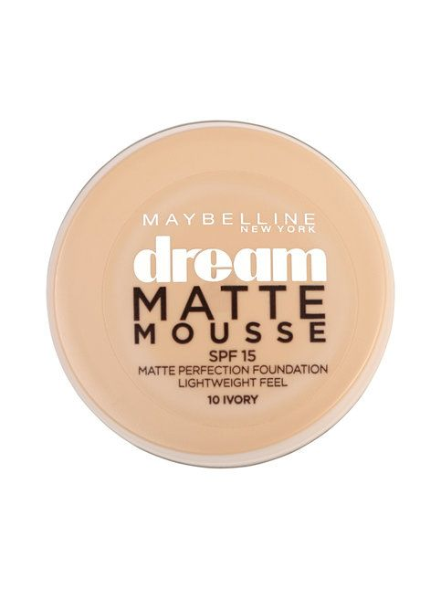 Dream Matte Mousse -meikkivoide, Ivory