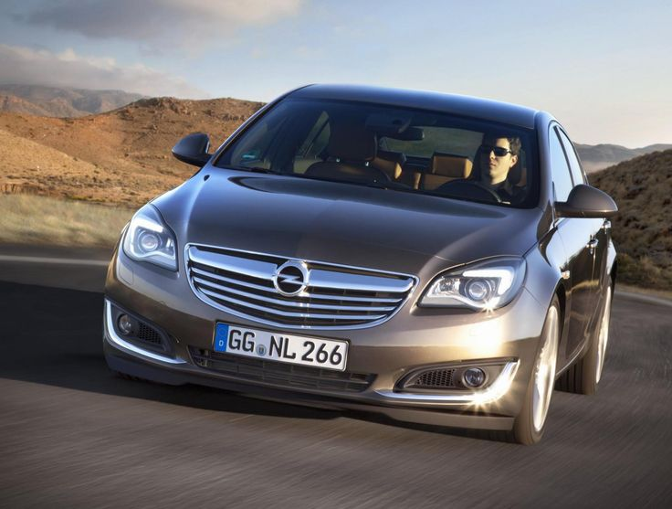 Opel Insignia Hatchback price - http://autotras.com