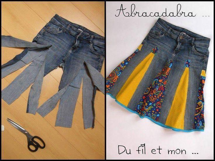 Da jeans a gonna