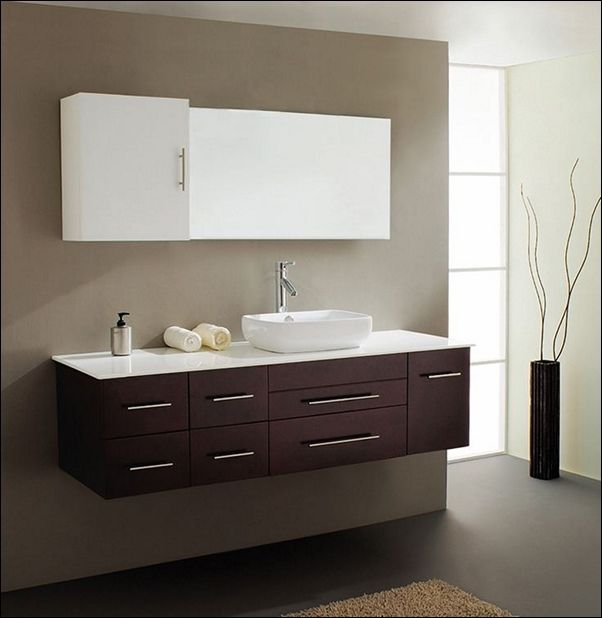 Pic Of Solid Wood Bathroom Vanities Without Tops