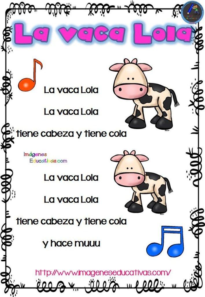 Las Canciones De La Granja 9 Canciones Infantiles Preescolar Letras De Canciones Infantiles Canciones Preescolar