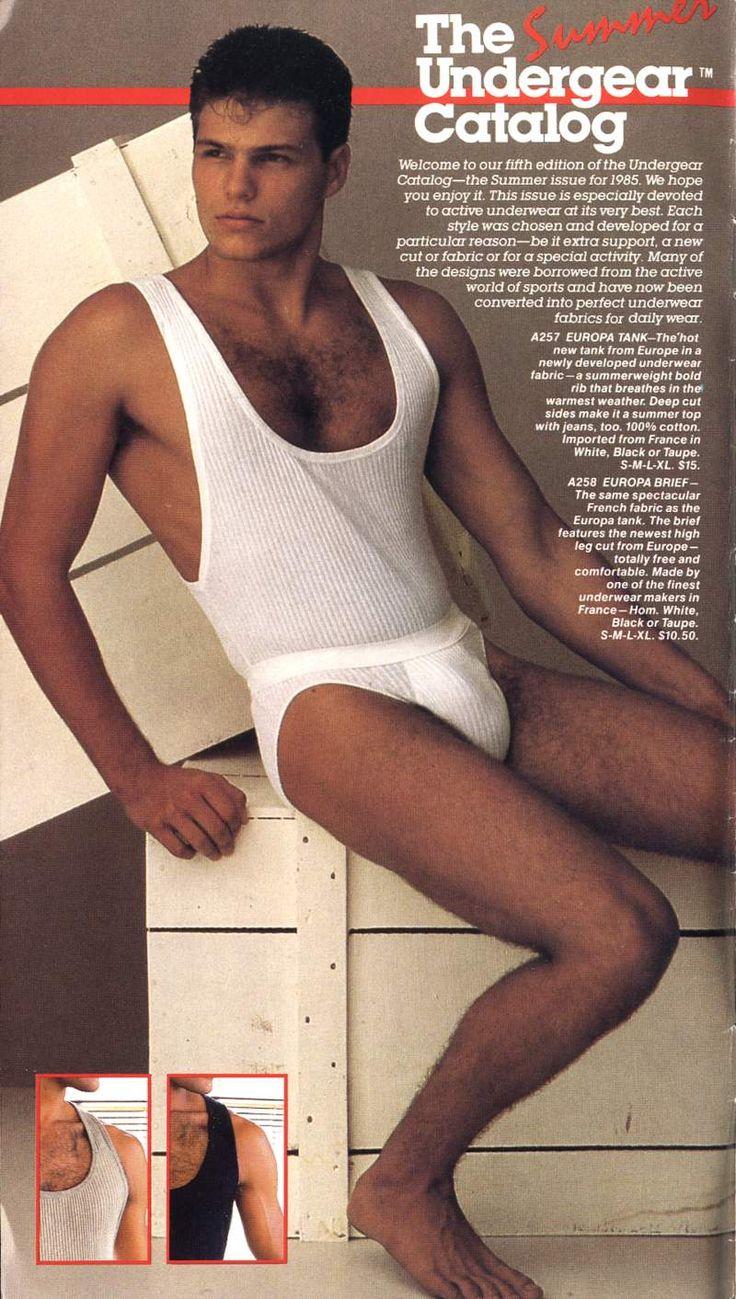 vintage mens underwear