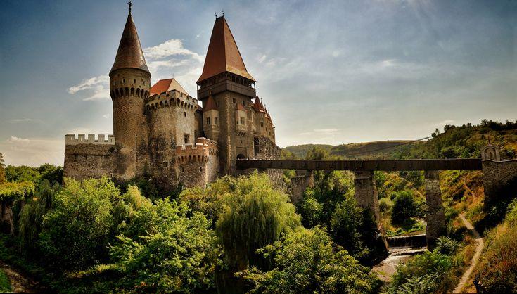 Castelul Hunizailor - Romania