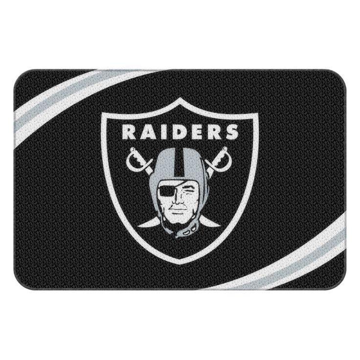 NFL Raiders Mat