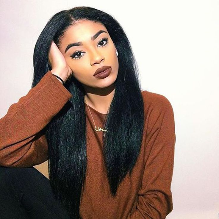 Cheap Shots Part 2 >> 2591 best images about Straightened Natural Hair on Pinterest | Straight hairstyles, Black women ...