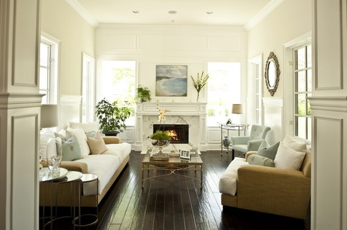 Alexandra Rae Interior Design; Kent Wilson PhotographyFurniture Arrangement, Living Rooms, Beach House, Living Room Design, Livingroom, Shore Decor, White Living Room, Vintage Living, White Wall