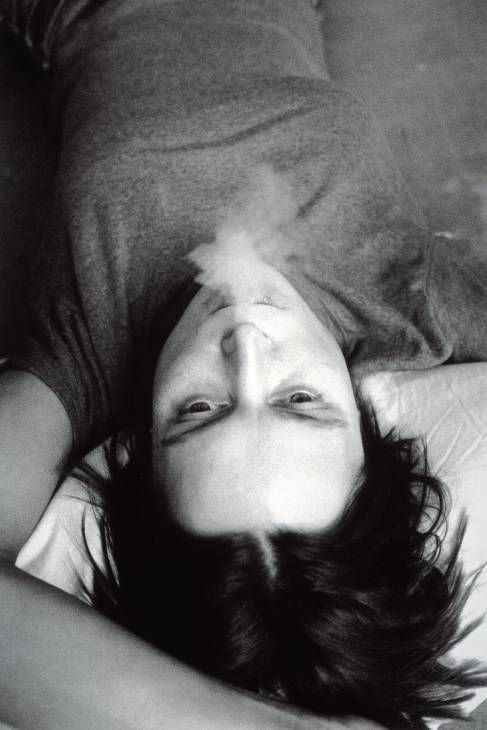 Smoking by Sarah Lucas