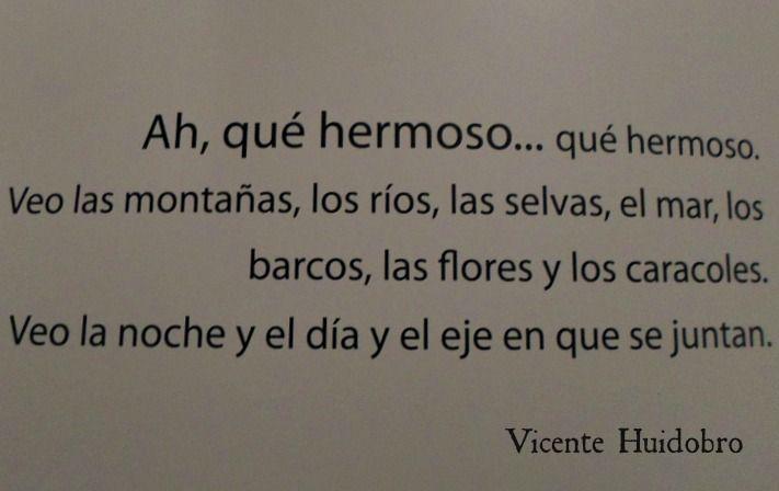 "Vicente Huidobro, de ""Altazor"""