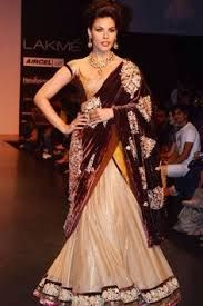 Image result for lehengas by shyamal and bhumika