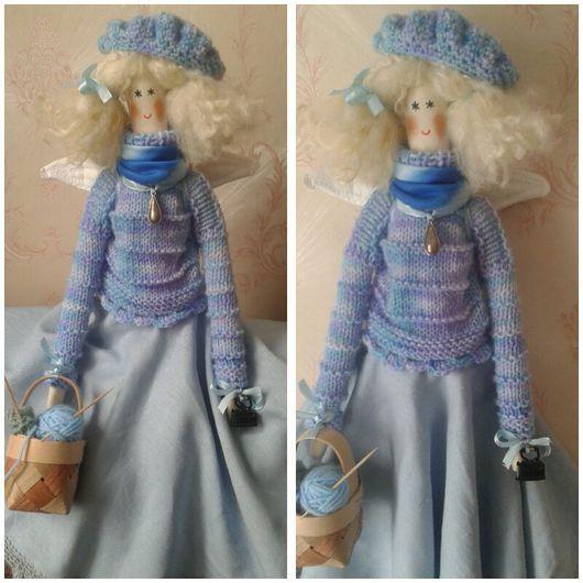 Tilda artesanal boneca. Mestres justas - artesanal. Comprar costureiras de fadas e recepcionistas Julia. Handmade. boneca Tilda