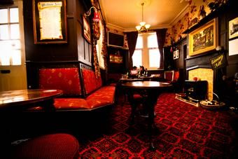 Wickham Arms, Brockley, London. Fav local pub