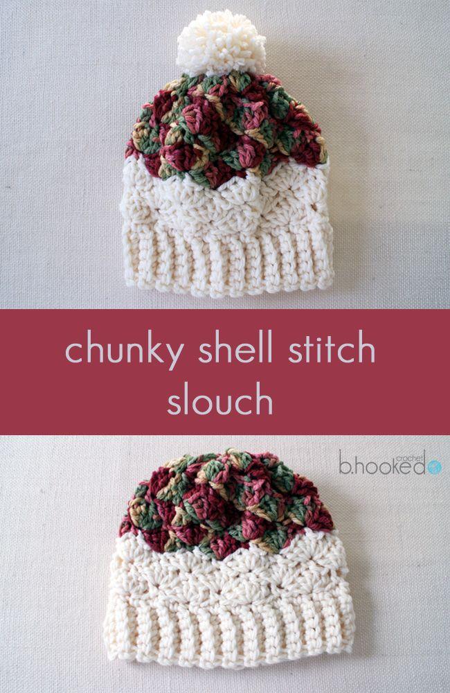 Crochet Slouchy Hat  970bcfd0242