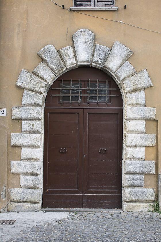 Cingoli - portale