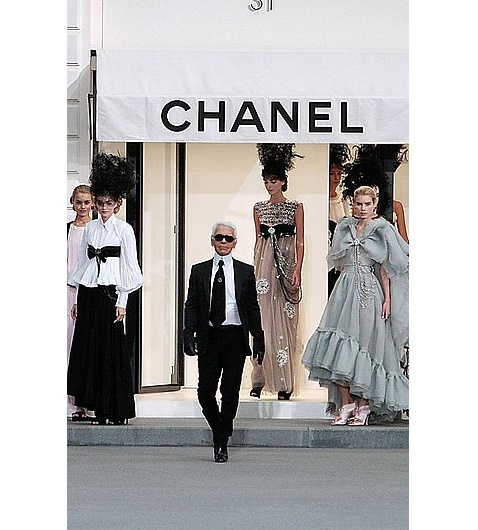 Karl Lagerfeld this says it all