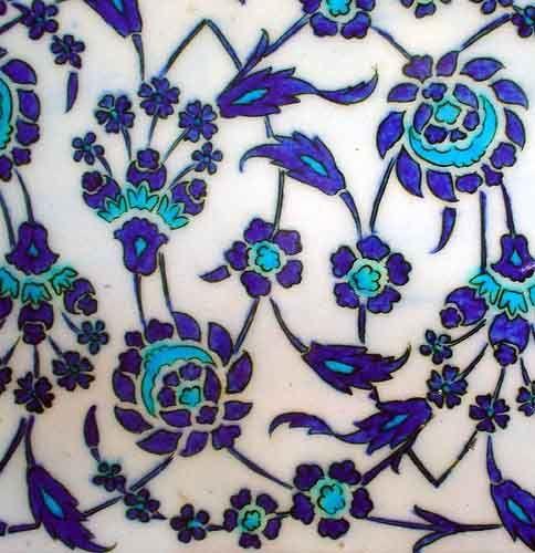 Turkish tile #tile #turkish_tile #pattern
