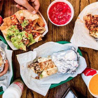The Story of the Mission Burrito, Piled High and Rolled Tight photo