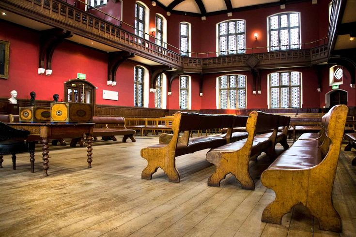 The Oxford Union.     To find out more information pleas visit http://www.oxford-union.org/home