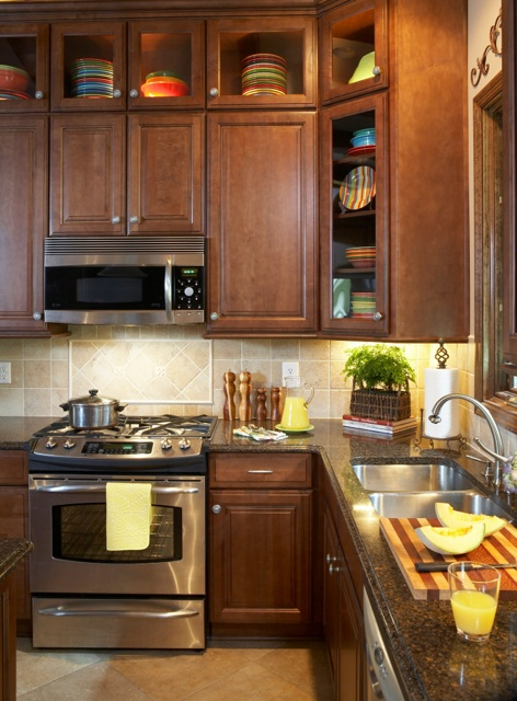 A Kitchen For Entertaining In Homewood Al Pic 2 Featuring Cabinets From Wellborn Cabinet