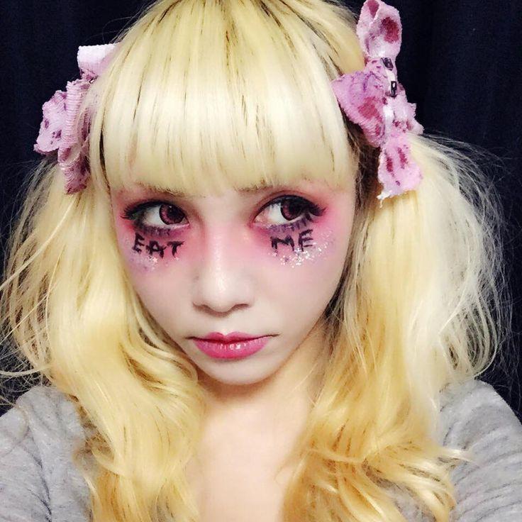 ◆YouTube動画◆【ご注意】移動先ページに音声入り動画が含まれています。☆簡単ハロウィンメイク☆halloween eat me!  ◆aisaki mai ◆2014/10/15 に公開   簡単ハロウィンメイクを超簡単にアップしてみました。見にくいかもですが参考になれば嬉しいです。