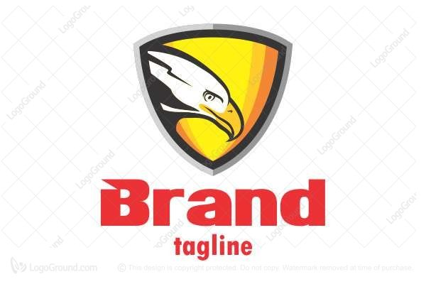 Logo for sale: Eagle Logo