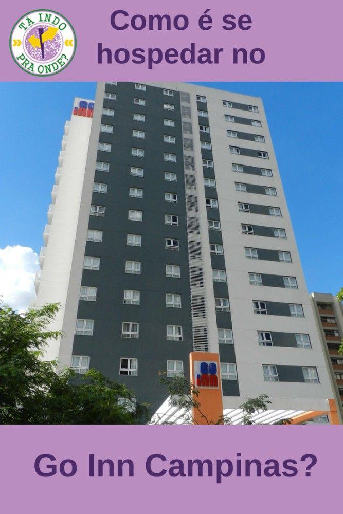 Tudo sobre o Go Inn Campinas, um dos mais novos hotéis da cidade. Boa localização e ótimo custo-benefício!