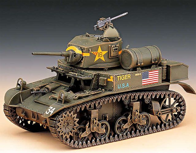 #NEW 1/35 U.S. #M3A1 Stuart Light #Tank #Academy Model Kit Tank Military US #British Army War #13269 http://www.stylecolorful.com/new-1-35-u-s-m3a1-stuart-light-tank-academy-model-kit-tank-military-us-british-army-war-13269/