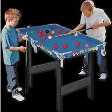 """Chad Valley """"Snooker"""" 4' pool table"""