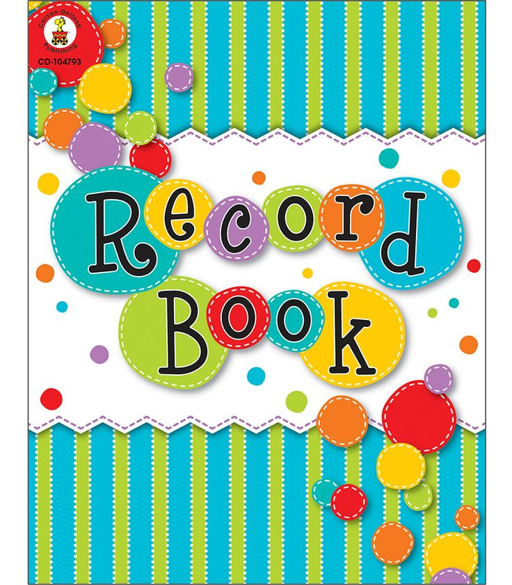 Fresh Sorbet Record Book | HOME MANAGEMENT 2 | Pinterest