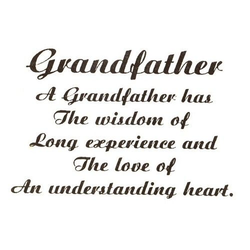 Quotes For Grandpa Magnificent Birthday Quotes For Dad And Grandpa Tumblr Picture